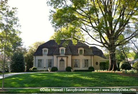 Homes for Sale in Myers Park Charlotte NC