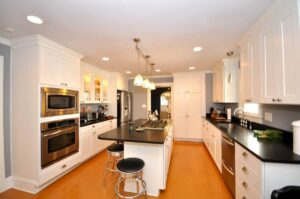 Fabulous kitchen in Midwood Bungalow