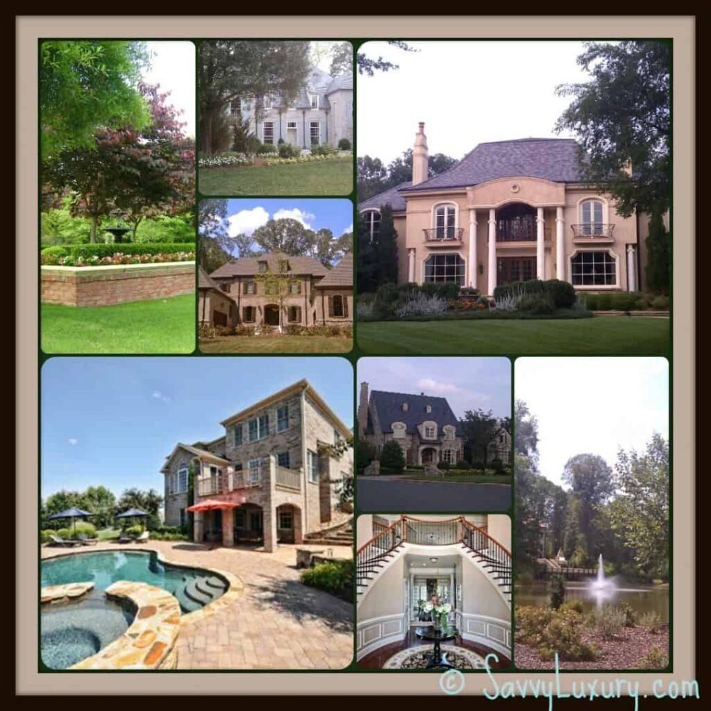 Luxury Home Sales in Charlotte NC