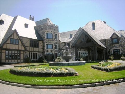 Charlotte Nc Golfing Communities Longview Country Club Homes