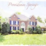 How's the Real Estate Market in Providence Springs?  Q3 -Q4 2015