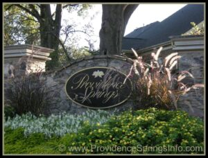 ProvidenceSpringsInfo.com - top Charlotte luxury neighborhood